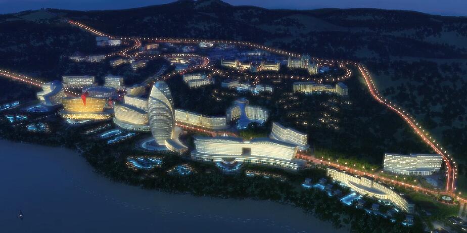 北马里亚纳联邦塞班岛开发超豪华综合度假村
